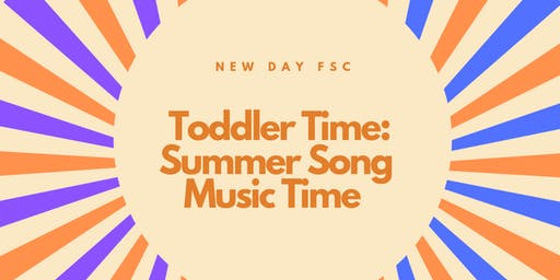 Toddler Time: Summer Songs