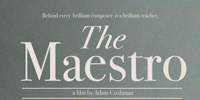 Afternoon Movie: The Maestro