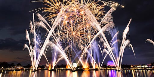 IllumiNations – We Go On Finale' Dessert Party