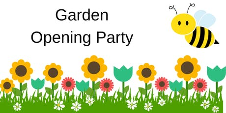 New Day Garden Opening Party tickets