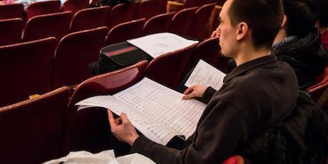 Carnegie Mellon Philharmonic | Student Composers Concert tickets