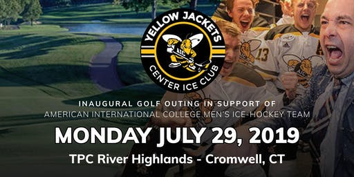 Yellow Jackets Center Ice Club Golf Outing
