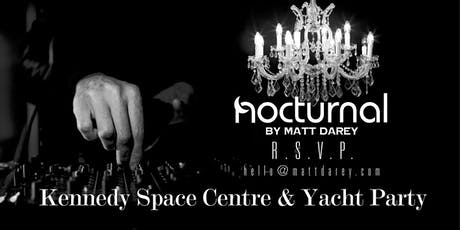 Nocturnal Kennedy Space Centre & Miami Yacht Party tickets
