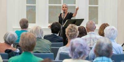 Joanie Sigal - Memorial Day Weekend Concert