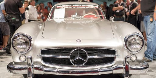 Russo and Steele Collector Automobile Auction | Monterey 2019 | Silverhawk Lounge