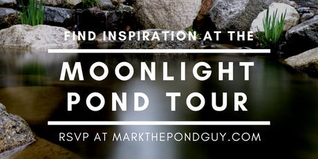 Moonlight Pond Tour tickets