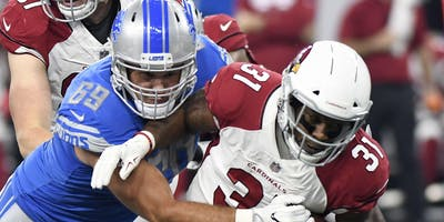 Detroit Lions at Arizona Cardinals Trip, Tailgate Party, Game Tickets