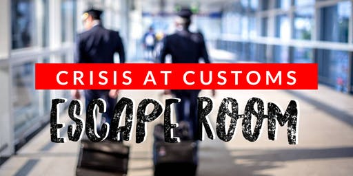 Crisis at Customs Escape Room