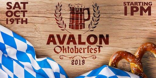 Avalon Oktoberfest 2019