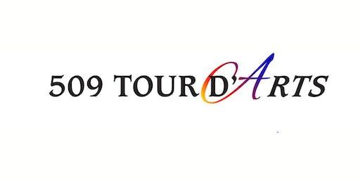 509 Tour d'Arts Fund Raising Dinner