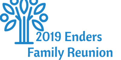 2019 Enders Family Reunion