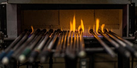 Glassblowing Private Lesson (For 2 people) tickets