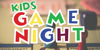 The Whole Child Game Night