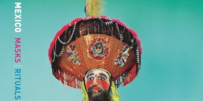 Mexico Masks Rituals: An Evening with Photographer Phyllis Galembo