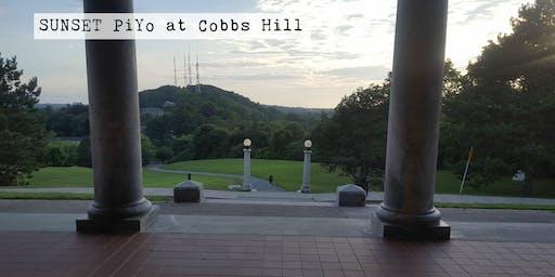 Sunset PiYo at Cobbs Hill