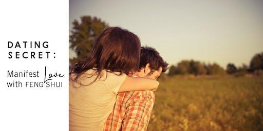 Dating Secrets: Manifest Love with Feng Shui (online masterclass, FL)