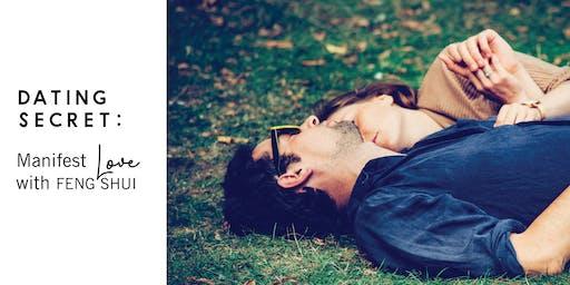 Dating Secrets: Manifest Love with Feng Shui (online masterclass, GA)