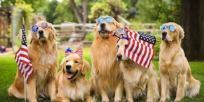 Pets Honoring Patriots