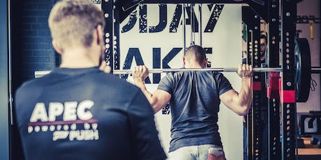 National Accreditation in Strength & Conditioning Phase 1 - UK Chester  tickets