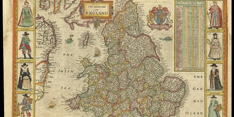 TALK | A Brief History of Cartography, by Daniel Crouch tickets