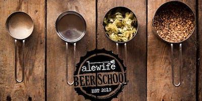 Industry Beer School: Beer Ingredients & Brewing Process