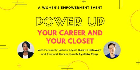 Power Up Your Career and Your Closet! tickets
