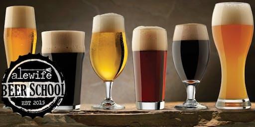 Industry Beer School: Beer Styles