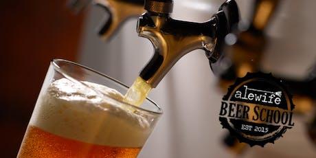 Industry Beer School: Beer Storage & Service  tickets