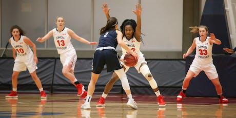 SFU WOMEN'S BASKETBALL vs. University of Alaska Anchorage tickets