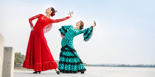 """""""From Gypsy to Belly Dancing to Flamenco: The Journey"""" Dinner Show - SD"""