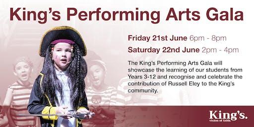 King's Performing Arts Gala