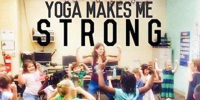 Kids June Yoga Series