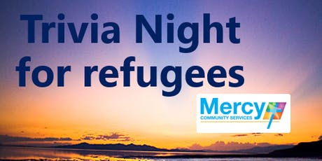 Trivia for Refugees tickets