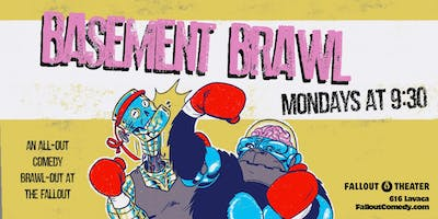 Basement Brawl! Improv Comedy Tournament