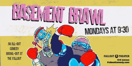 Basement Brawl! Improv Comedy Tournament tickets
