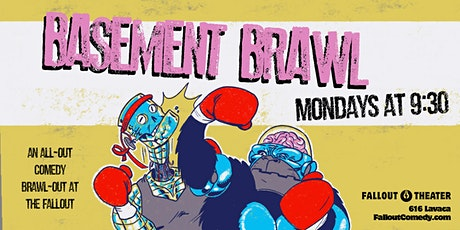 Basement Brawl! Improv Comedy Battle Royale tickets