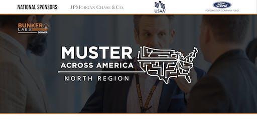 North Region Muster Across America Tour