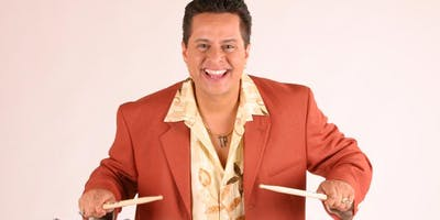"Live ""At The Top"" Feat. Tito Puente Jr."