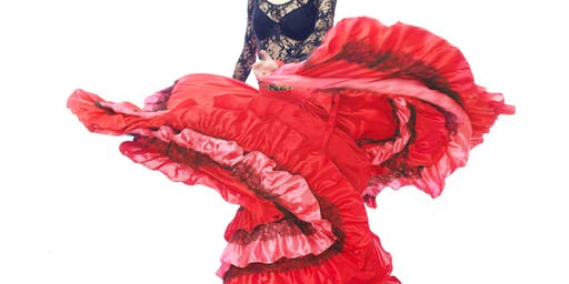 """""""From Gypsy to Belly Dancing to Flamenco: The Journey"""" Dinner Show - LB"""