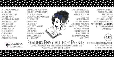 Readers Envy Book Signing - Nashville, TN