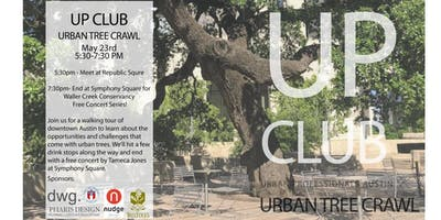 UP Club Urban Tree Crawl