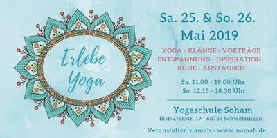 Erlebe Yoga