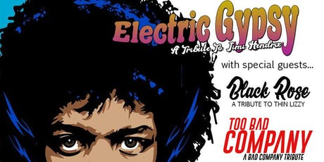 Electric Gypsy (A Tribute To Jimi Hendrix) tickets