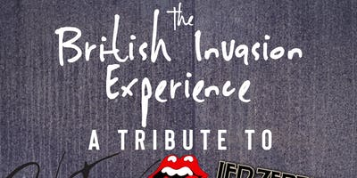 The British Invasion Experience @ Empire Live Music & Events