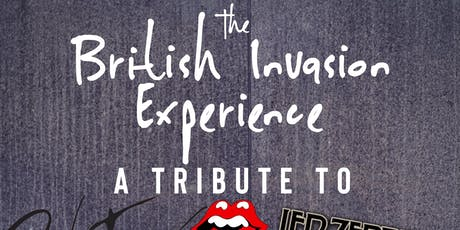 The British Invasion Experience @ Empire Live Music & Events tickets