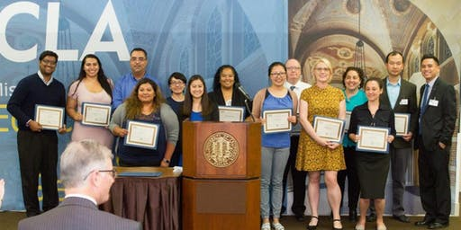 2019 Staff Assembly Awards and Centennial Scholarships Reception