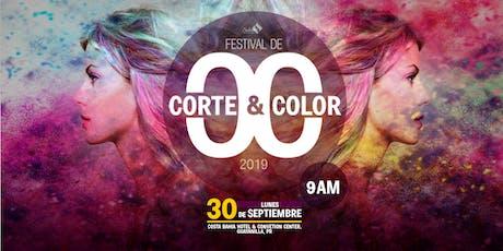 Festival de Corte & Color 2019 tickets