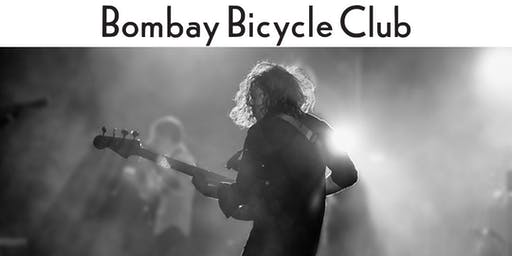 Bombay Bicycle Club with The Burning Hell
