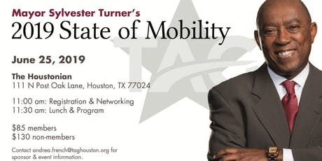 Mayor Turner 2019 State of Mobility tickets