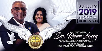 Dr. Renee Lacey Memorial Scholarship Concert Feat. Christopher Duffley and The Tommies Reunion